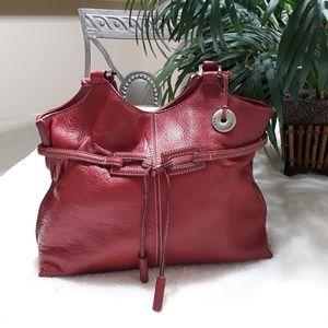 THE SAK  RED BAG